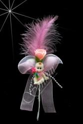 ŞENNUR - Çiçekli bebek şekeri 32834