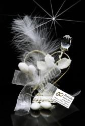 ŞENNUR - Kristal Nikah Şekeri 32277