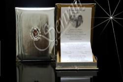 ŞENNUR - Savaroski Taşlı Davetiye 2022