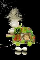 ŞENNUR - Arabalı Bebek Şekeri 32857