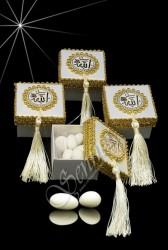 ŞENNUR - Ayetli Kutu Nikah Şekeri 32888