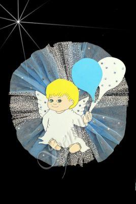 Balonlu Kapı Süsü 33