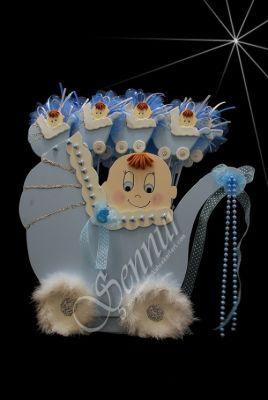 Bebek Pusetli Şeker 31064