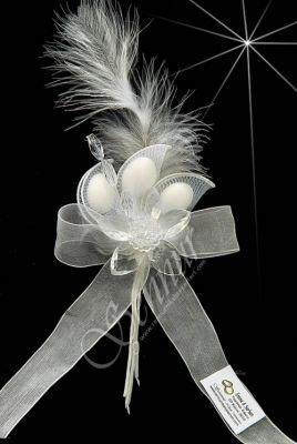 Cam Çiçek Nikah Şekeri 33196