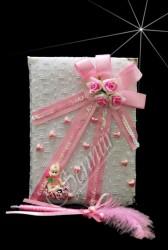 ŞENNUR - Çiçekli Bebek Anı Defteri 51