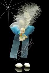 ŞENNUR - Çiçekli Bebek Şekeri 32832