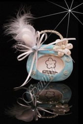 ŞENNUR - Çiçekli Çerçeve Şeker 32850-A