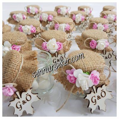 Çınar yapraklı bebek, nişan, nikah hediyeliği 2145