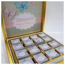 ŞENNUR - Gelin Bohça Çikolatası 2338