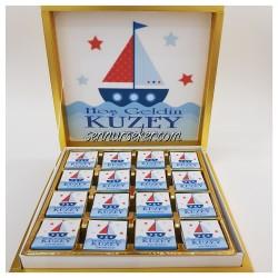 ŞENNUR - Gemi Bebek Çikolatası 2430