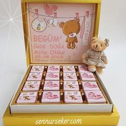 ŞENNUR - Hoş Geldin Bebek Çikolatası 2593