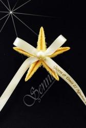 ŞENNUR - İncili Yıldız Nikah Şekeri 30335-A
