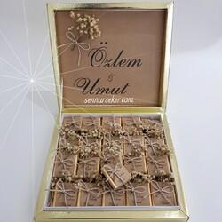 ŞENNUR - İsimli İsteme Çikolatası 2961
