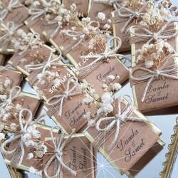 ŞENNUR - İsimli Tasarım Çikolata 2791