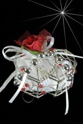 ŞENNUR - Kalp Kutu Nikah Şekeri 30868-A