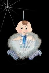 ŞENNUR - Kalpli Bebek Kapı Süsü 71