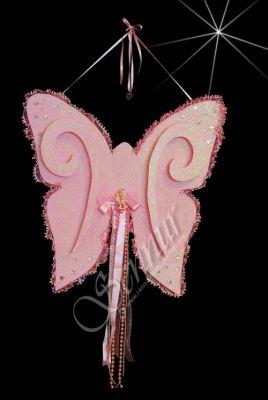 Kelebek Kapı Süsü 48