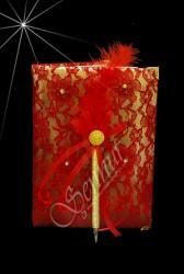ŞENNUR - Kırmızı Dantel Anı Defteri 73