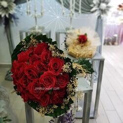 ŞENNUR - Kırmızı Gül İsteme Çiçek Çikolatası 2964