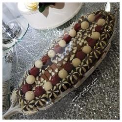 ŞENNUR - Kız İsteme Çikolatası, Nişan-Söz Çikolatası 2618
