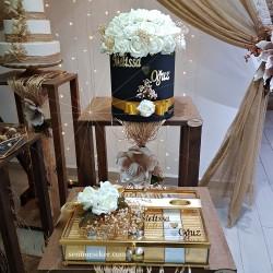 ŞENNUR - Kutu Gül Ve isimli Çikolatası 3032