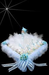 ŞENNUR - Leylekli Bebek Hediye Bebek Paket 7
