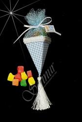 ŞENNUR - Lokumlu Küllah Bebek Şekeri 503