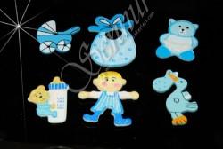 Mıknatıslı Bebek Paketi 13 - Thumbnail