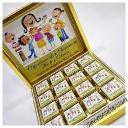 ŞENNUR - Öğretmenler Günü Çikolatası 2657