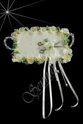 ŞENNUR - Orkideli Yüzük Tepsisi Makası 45
