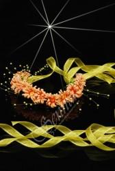 ŞENNUR - Papatya Gelin Tacı ve Bilek Çiçeği 03