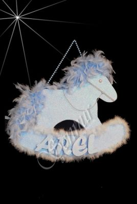 Pony Kapı Süsü 44