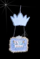 ŞENNUR - Prens Bebek Kapı Süsü 62