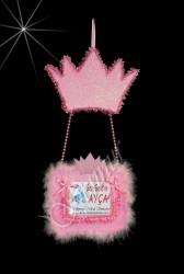 ŞENNUR - Prenses Bebek Kapı Süsü 60