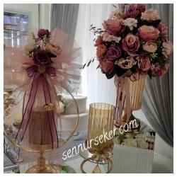 ŞENNUR - Söz Nişan Çiçek Çikolatası 2452