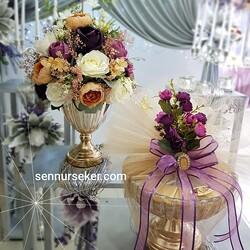 ŞENNUR - Söz, Nişan Çiçek ve Çikolata Seti 2962