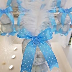 ŞENNUR - Tasarım Beyaz Elma Bebek, Doğum Günü Hediyeliği 2767