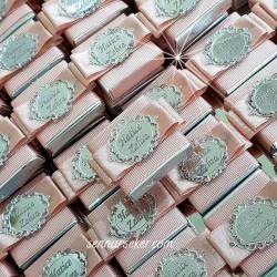 ŞENNUR - Tasarım İsimli Bebek Çikolatası 2543