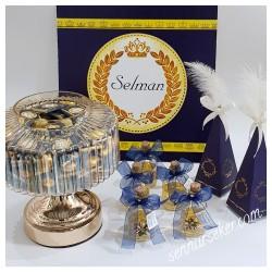 ŞENNUR - Tasarım Küllah Bebek, Sünnet Mevlüt Şekeri 2456