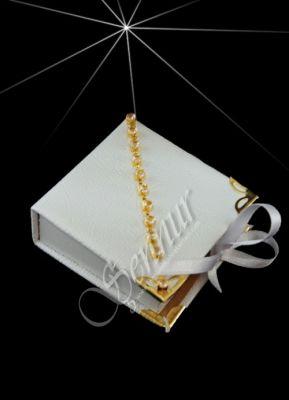Taşlı Kutu Nikah Şekeri 1481
