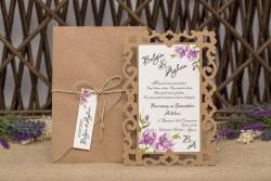 Wedding Davetiye 8328 - Thumbnail
