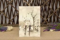 ŞENNUR - Wedding Davetiye 8331